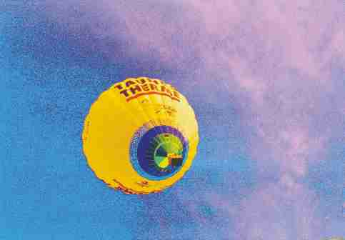 Ballooning - A present from heaven