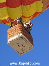 Get enganged in a Hot-Air-Balloon  http://www.cape-town-ballooning.co.za